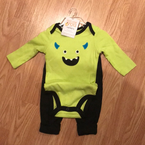 390275f4b Carter's Matching Sets | Carters Just One You Two Piece Halloween ...